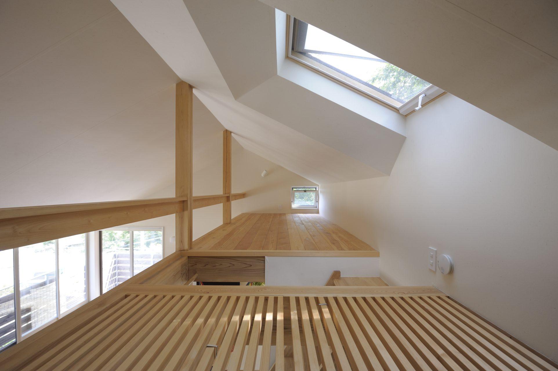 大磯の家 ロフト/Mアトリエ