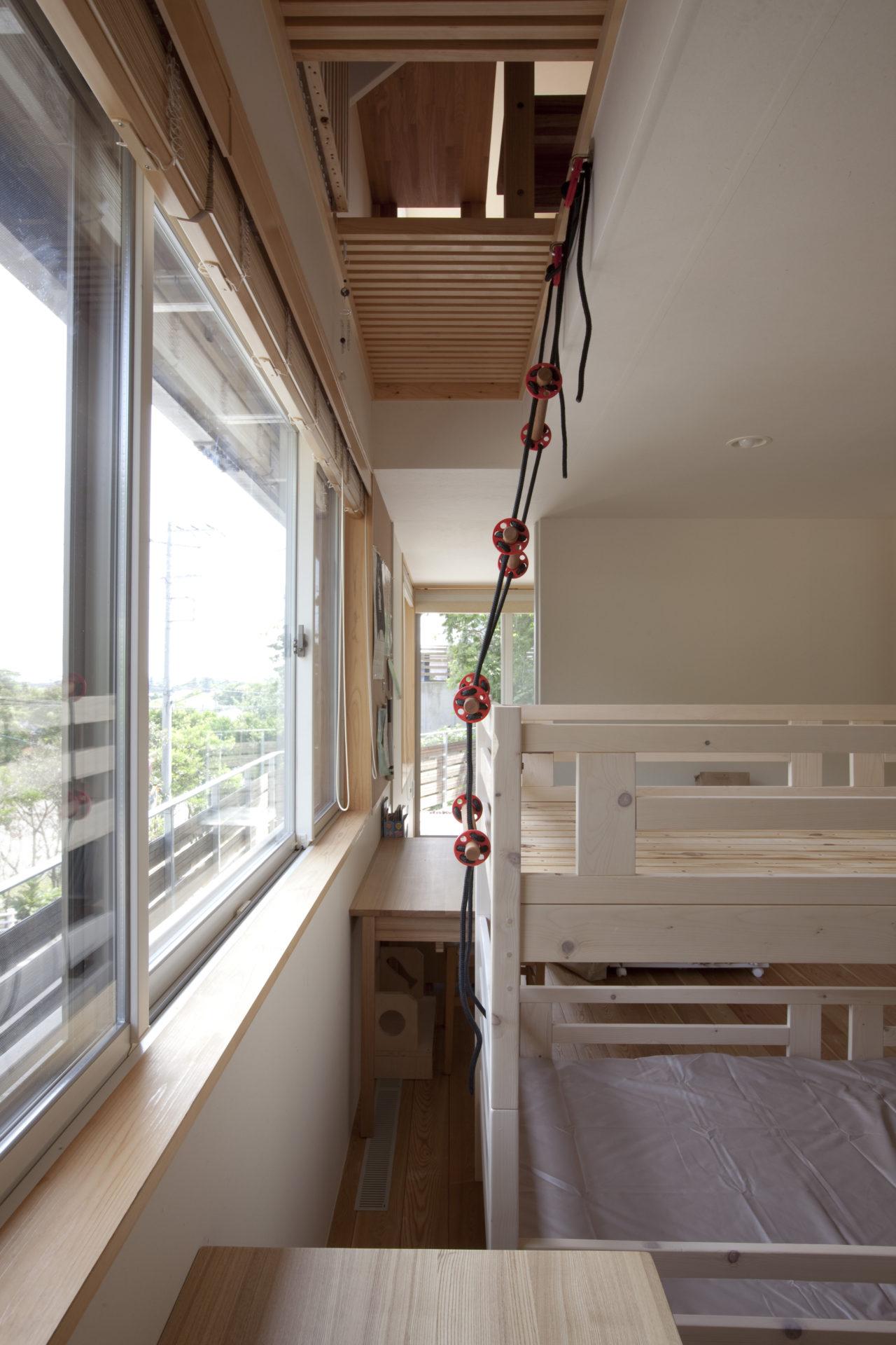 大磯の家 子供室/Mアトリエ