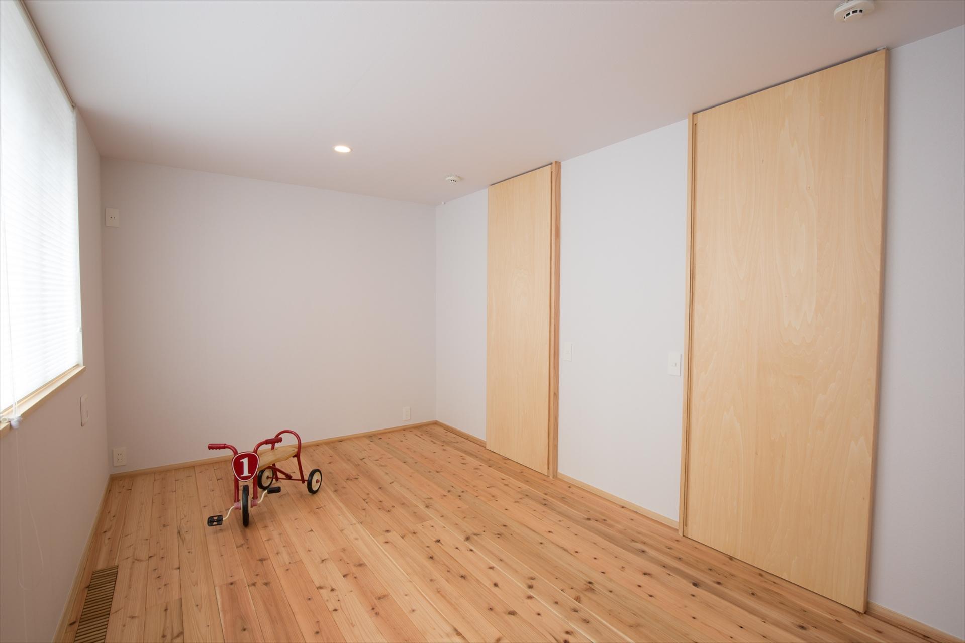 葉山の家 子供室/Mアトリエ
