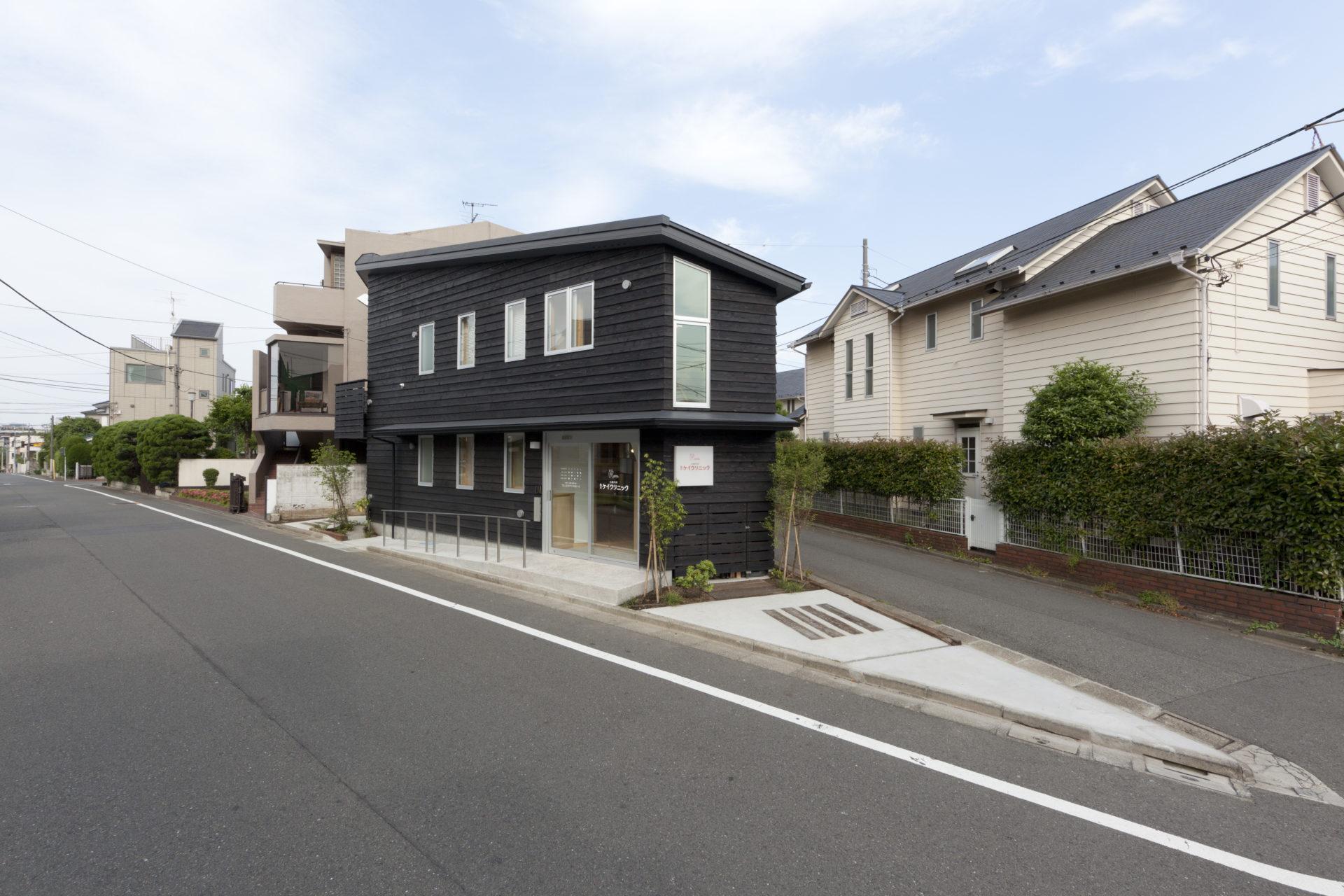 駒沢ケイクリニック 外観/Mアトリエ
