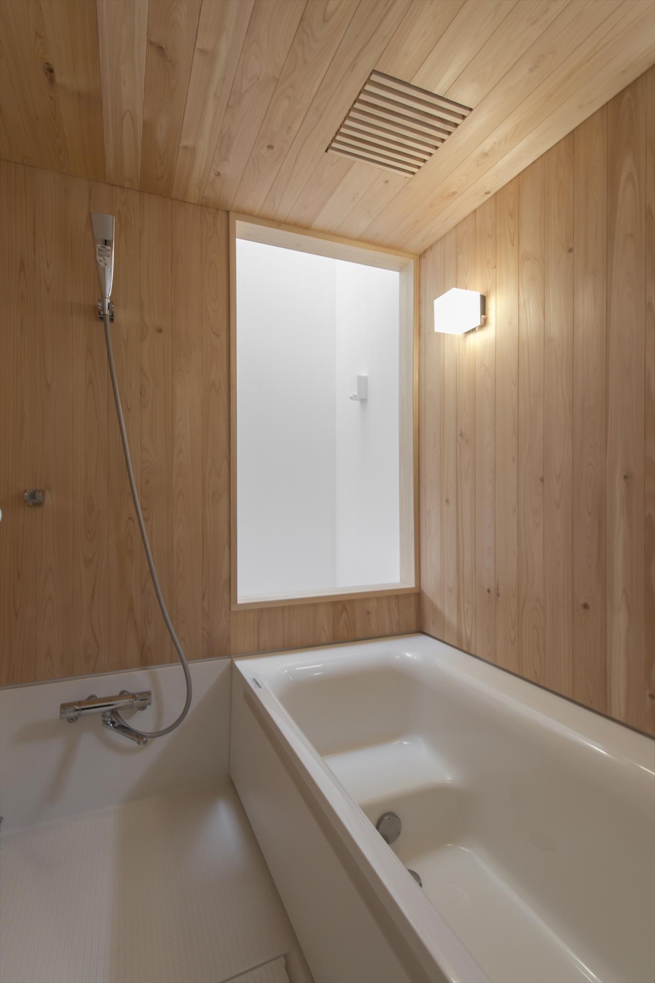 木月の家 浴室/Mアトリエ