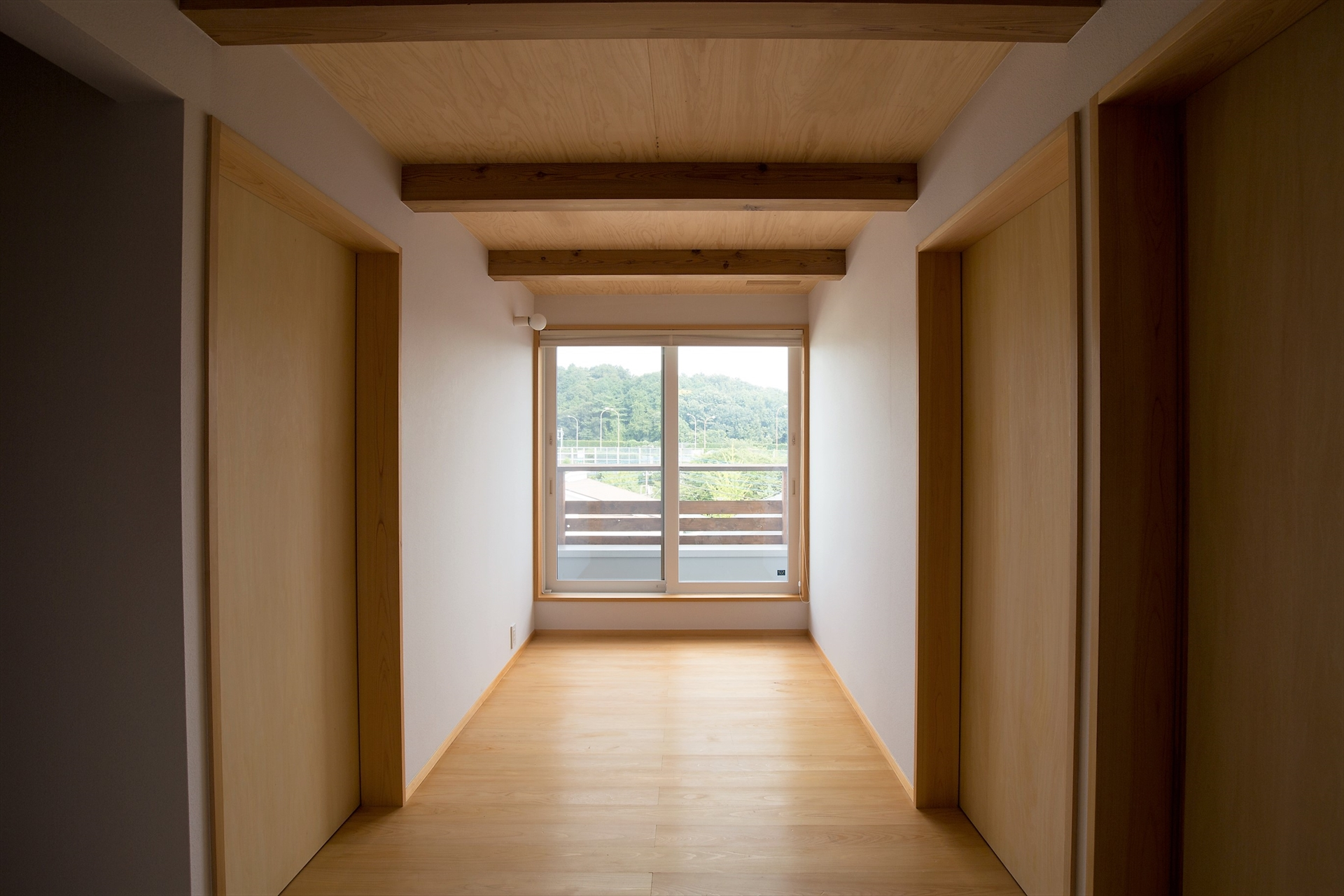 日向の家 ホール/Mアトリエ