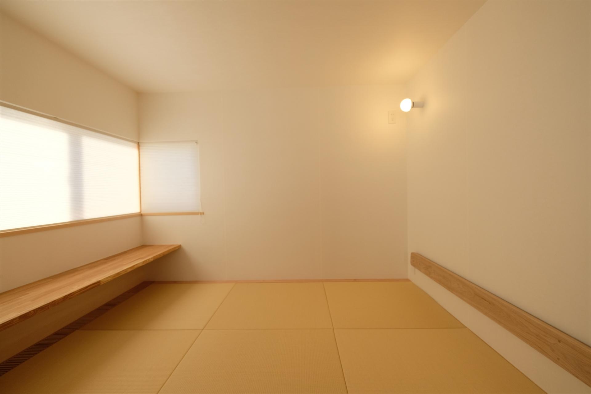 裾野の家 和室/Mアトリエ
